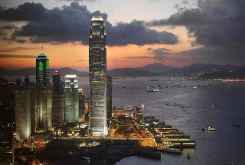 申请香港公司